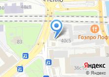 Компания «Центр бухгалтерского мониторинга и аудита» на карте