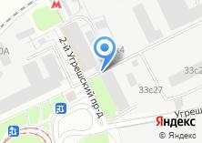 Компания «МикоПринт» на карте