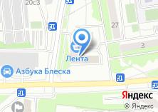 Компания «СтройОлимп» на карте