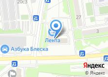 Компания «Московская Оконница» на карте
