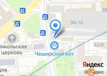 Компания «Ледрус» на карте