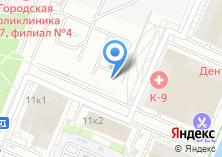 Компания «Локсмит» на карте