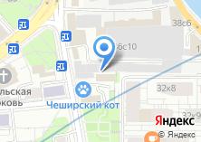 Компания «Станкоросс» на карте