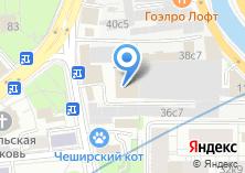 Компания «СУАБ» на карте