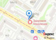 Компания «Контакт-центра Constanta - Колл-центр» на карте