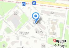 Компания «Строящийся жилой дом по ул. Щегловская засека» на карте