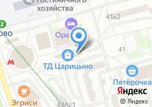 Компания «Мастерская по ремонту одежды на Шипиловском проезде» на карте