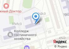 Компания «Средняя общеобразовательная школа №878» на карте