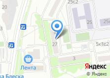 Компания «Флора-Сказ» на карте