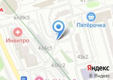 Компания «Автостоянка на Шипиловском проезде» на карте