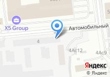 Компания «2КОМ» на карте