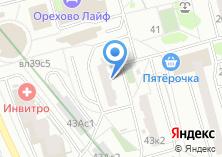 Компания «Орехово-3» на карте