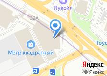 Компания «Аудит-ТМ» на карте