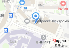 Компания «Тех-Мастер» на карте