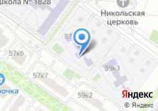 Компания «Детский сад №1767» на карте