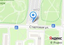 Компания «Автостоянка МГСА Северо-Восточный административный округ» на карте