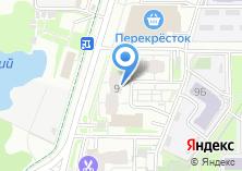 Компания «ЗООПРОФИ» на карте