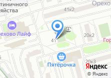 Компания «Мастерская по ремонту одежды и обуви на Шипиловском проезде» на карте