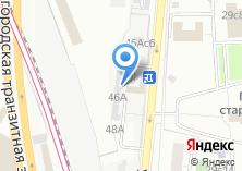 Компания «Московско-Курская дистанция электроснабжения» на карте