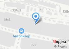Компания «КМД-Групп» на карте