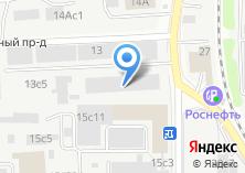 Компания «Агрегатсервис» на карте