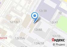 Компания «Юкар-Лефортово» на карте