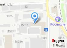 Компания «Абэксим» на карте