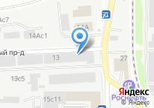 Компания «Норд» на карте
