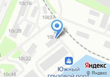 Компания «ТехГазСервис-М» на карте