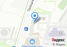Компания «Инвест-Строй» на карте
