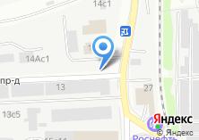 Компания «Автолоджик» на карте