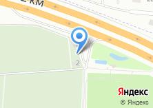 Компания «Перловское кладбище» на карте