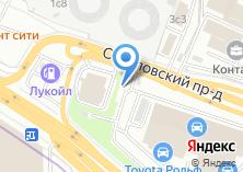 Компания «Автомойка на Остаповском проезде» на карте
