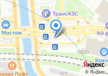 Компания «Форвард Стекло» на карте