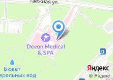 Компания «АлкоСтоп24» на карте
