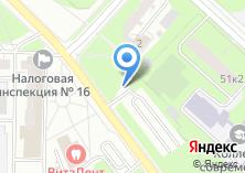 Компания «Автосервис 01» на карте