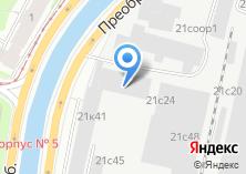Компания «Батисс» на карте