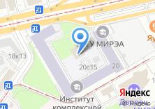 Компания «Часовня при Екатерининской богадельне» на карте