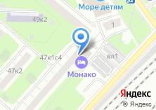 Компания «Анадырь» на карте