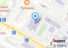 Компания «Средняя общеобразовательная школа №417» на карте