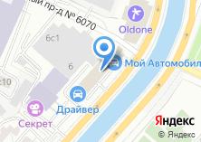 Компания «ДМАЛ Моторс» на карте