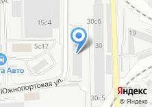 Компания «Т-кар» на карте