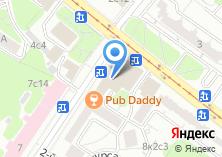 Компания «Киндермен» на карте