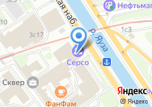 Компания «РМ телеком» на карте