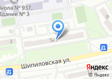 Компания «ОДС Инженерная служба района Орехово-Борисово Северное» на карте