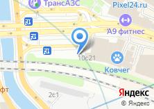 Компания «Техноимпексъ» на карте