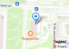 Компания «АБК» на карте