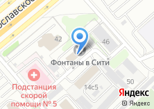 Компания «Максима Славия» на карте