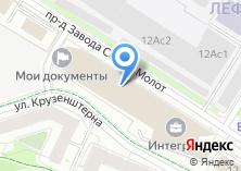 Компания «Аккорд Стройинженерсервис» на карте