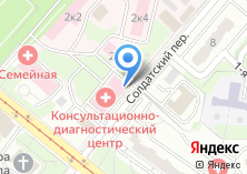 Компания «Городская клиническая больница №29 им. Н.Э. Баумана» на карте